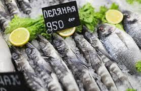 Цена ледяной рыбы