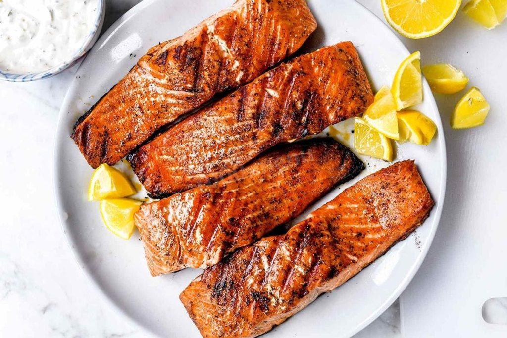 Стоимость красной рыбы