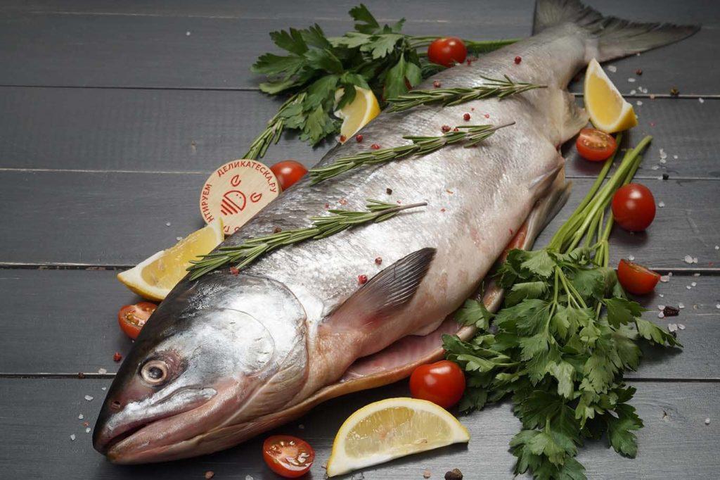 Стоимость рыбы кета