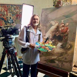 Сколько стоят картины Никаса Сафронова