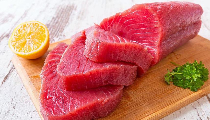 Сколько стоит тунец