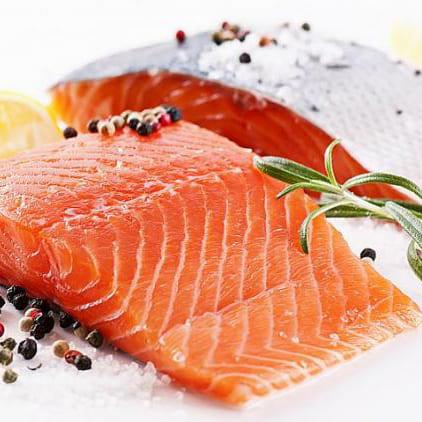 Цена рыбы семги