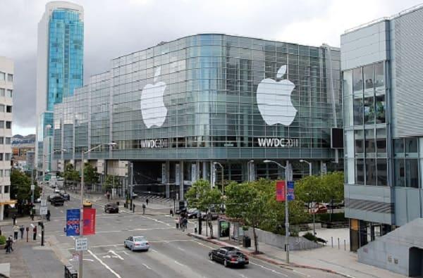 Капитализация Apple