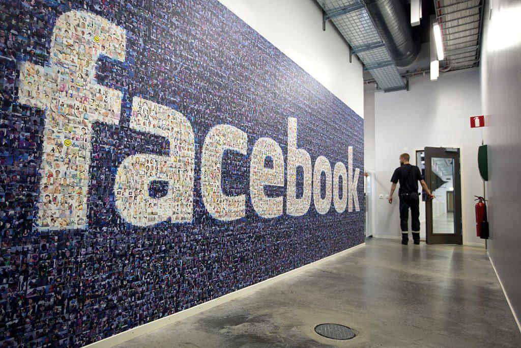 Капитализация Фейсбука