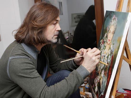 Цена на картины Никаса Сафронова