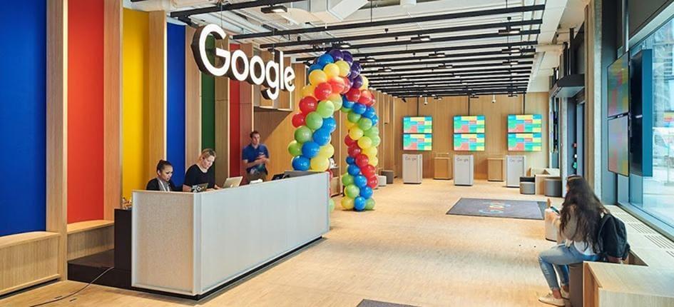 Стоимость компании Гугл