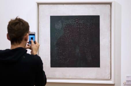 Стоимость Черного квадрата Малевича