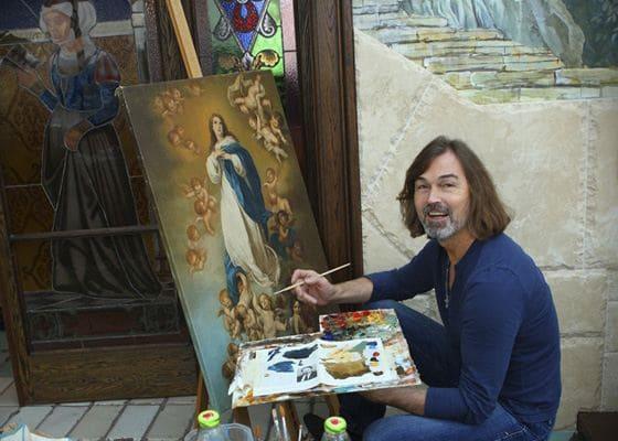 Стоимость картин Никаса Сафронова