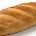 Сколько стоит батон хлеба?