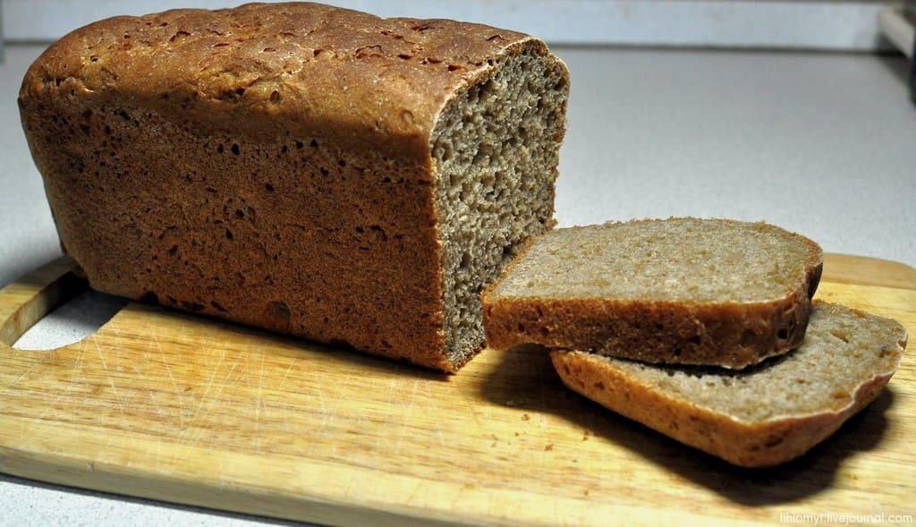 Цена буханки хлеба
