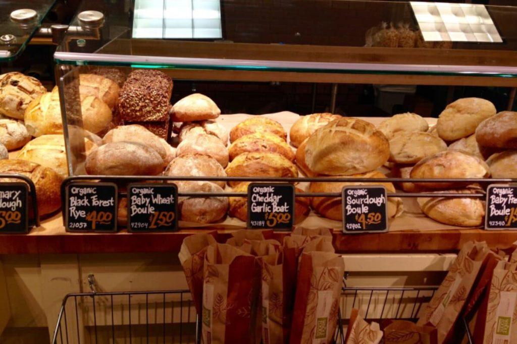 Цена хлеба в США