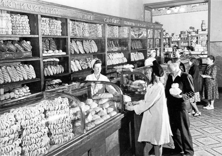 Стоимость хлеба в СССР